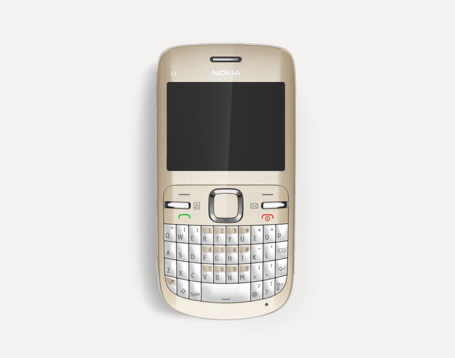 Nokia 12 Lighter