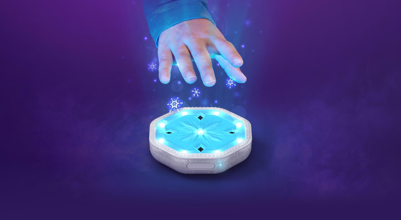 Kano Frozen Purple Hero With Hand 4